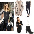 Get The Look For Less Blake Lively Winter Pregnancy
