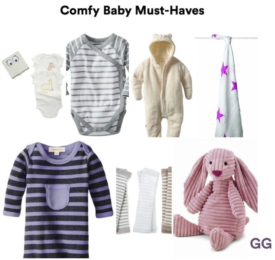 Comfy Baby Essentials