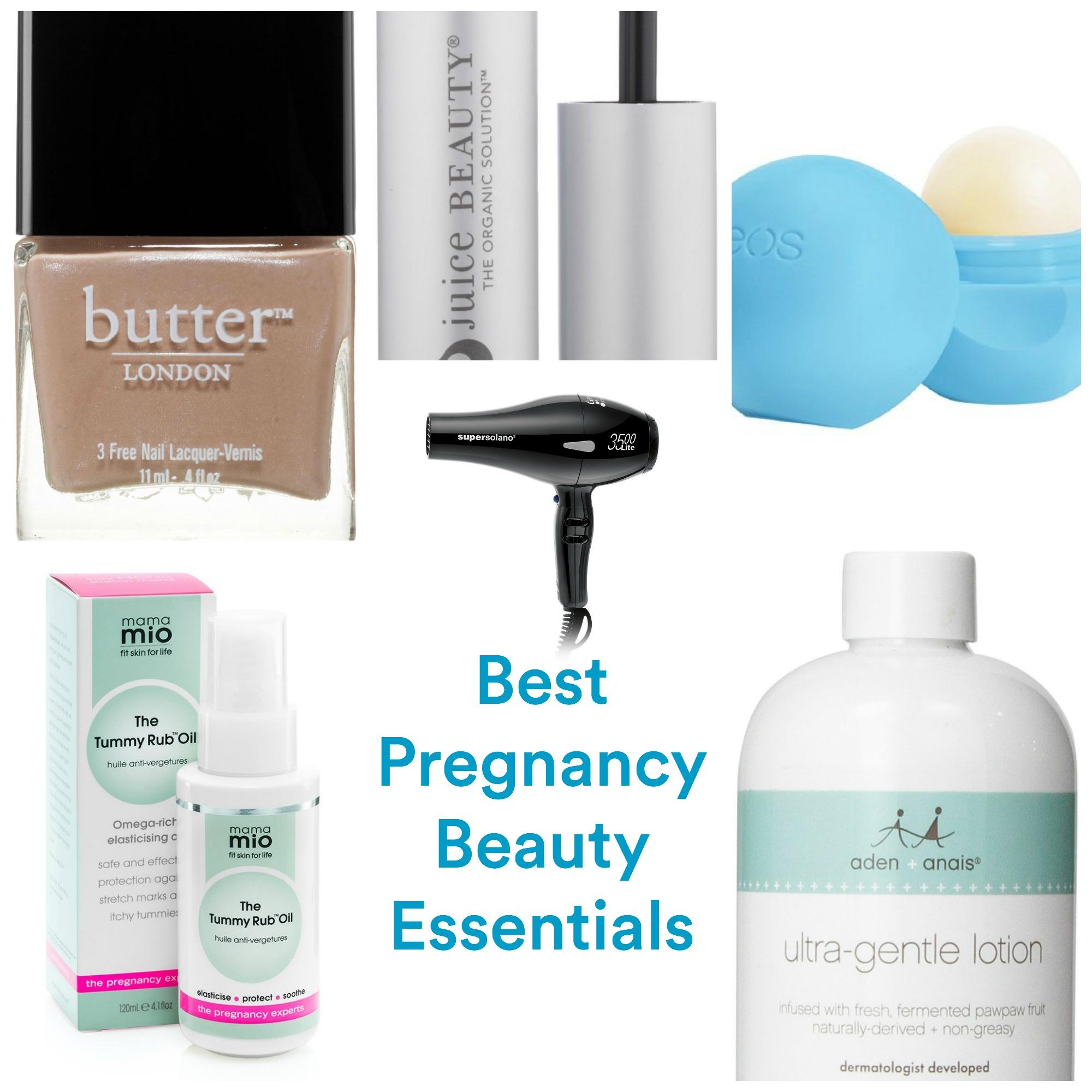 The 6 Best Pregnancy Beauty Essentials - Gugu Guru Blog