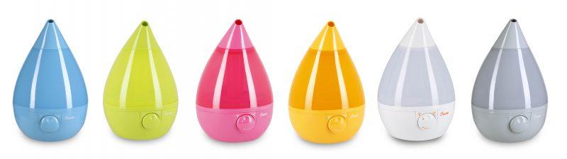 Baby Humidifier - Crane Drops Variety Image