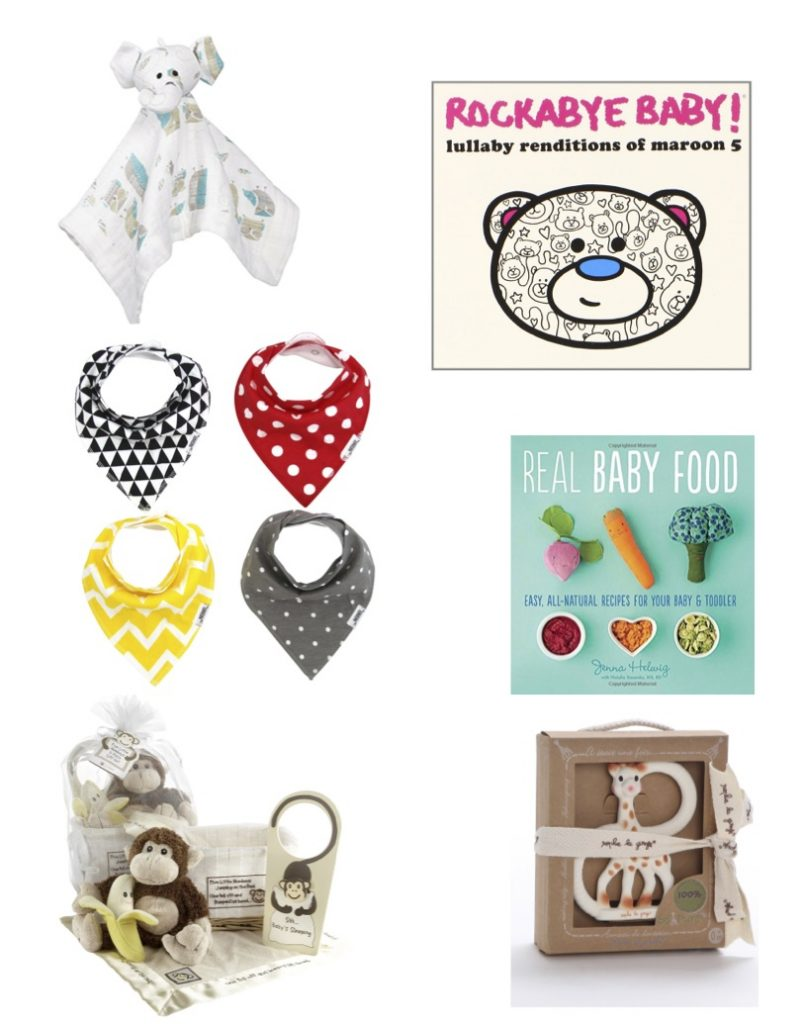 Baby Gifts For Gender Neutral : Baby shower gift ideas gender neutral gugu guru