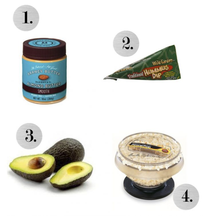 Four Healthy Pregnancy Snacks