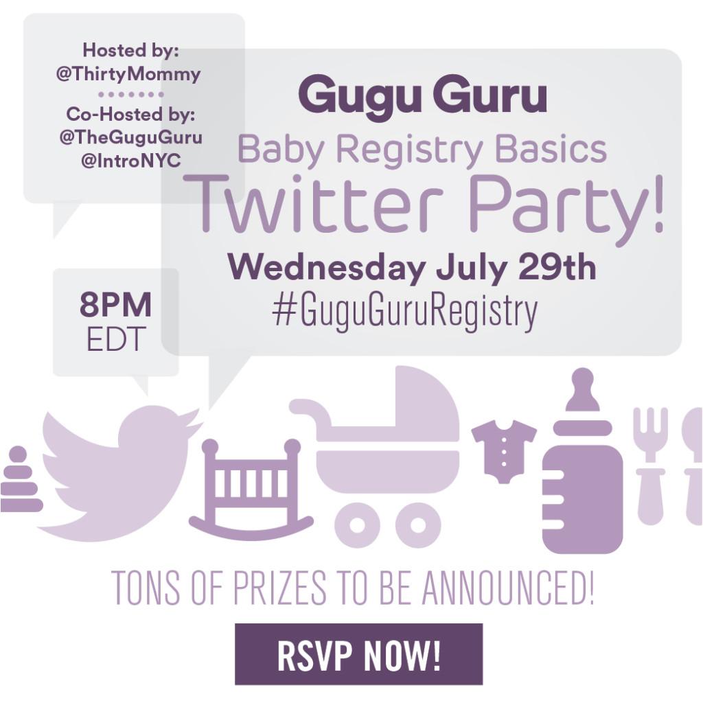 Gugu Guru Twitter Party