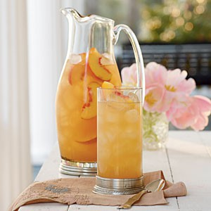 Peach Tea Punch