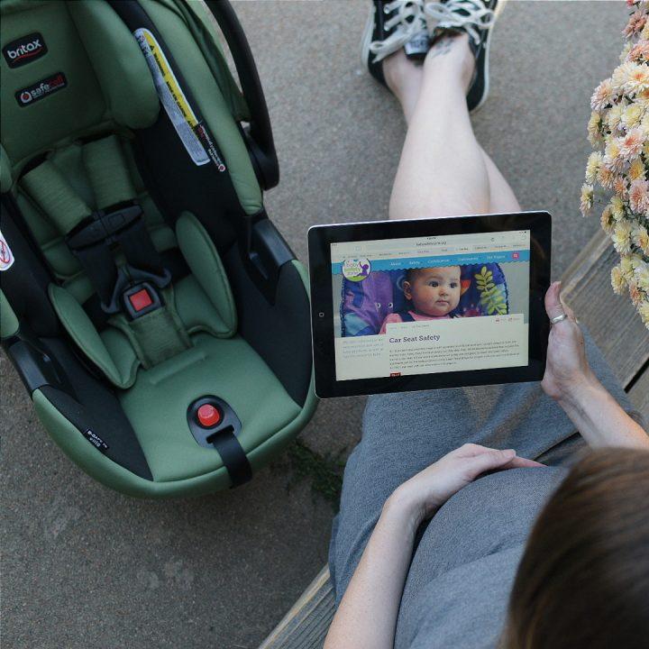 Terra LaRock New Mom Series Car Seat Installation