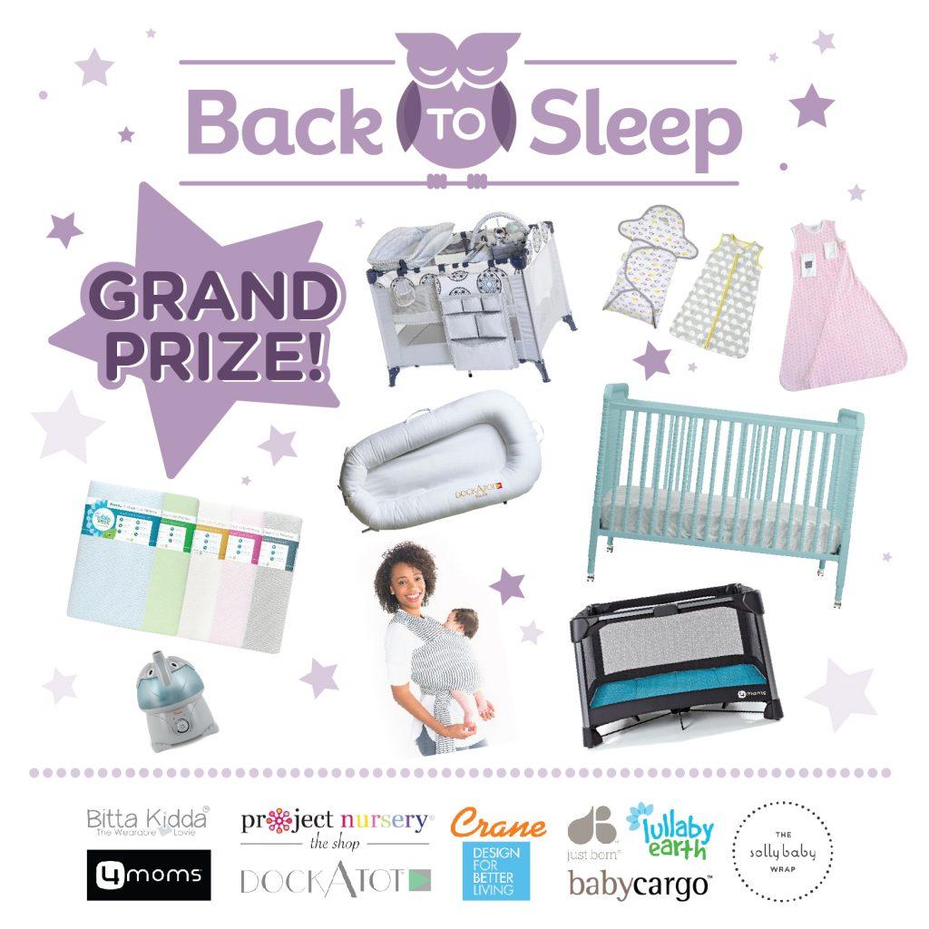 Gugu Guru Back to Sleep Grand Prize