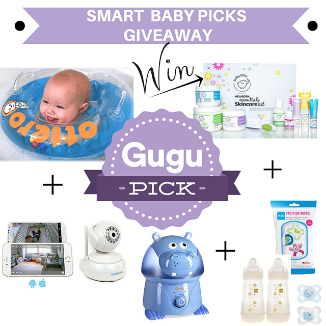 Gugu Guru Smart Baby Sweeps