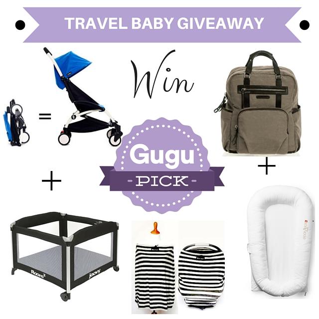 GG Picks Travel Baby Giveaway_Main