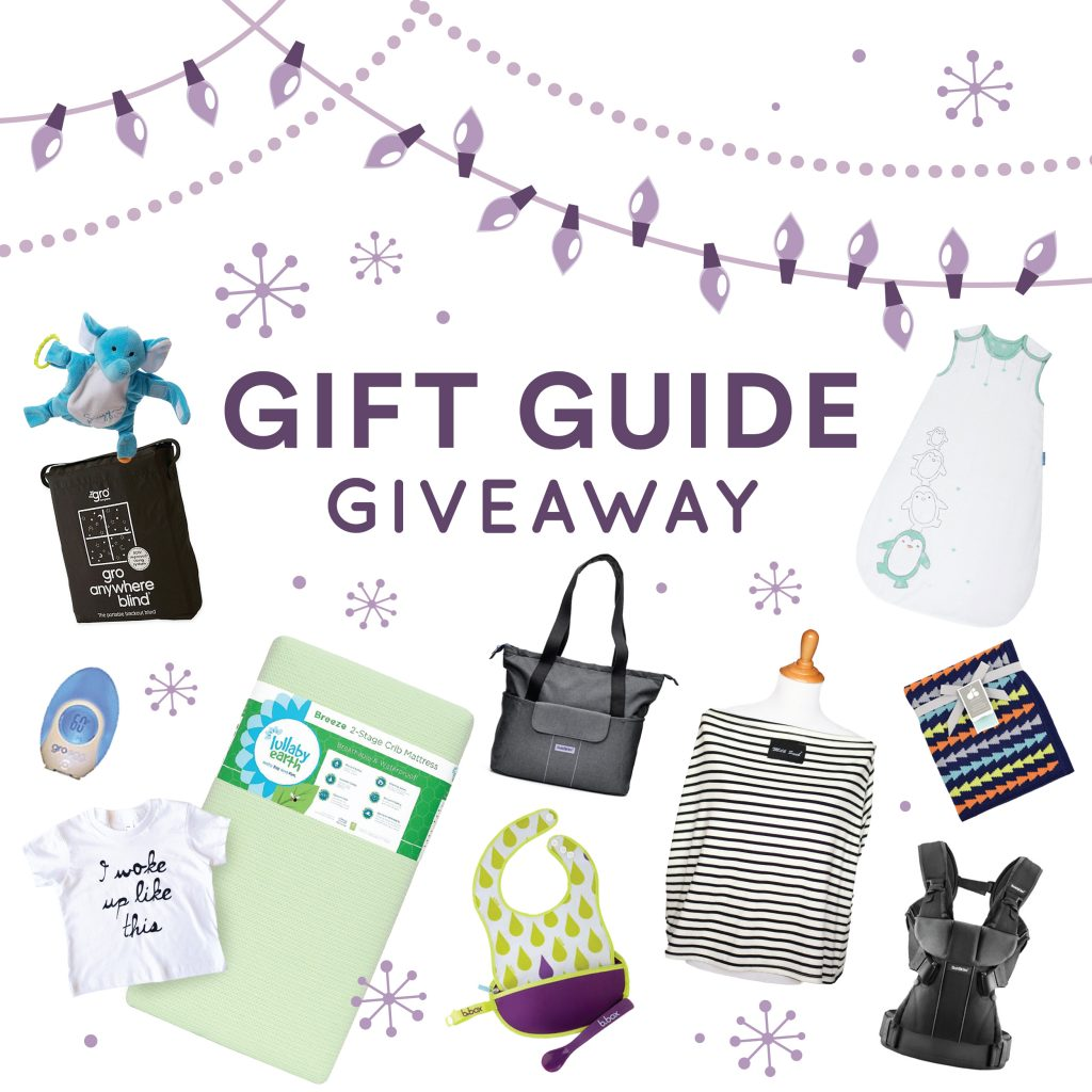 Gift Guide Instagram Giveaway