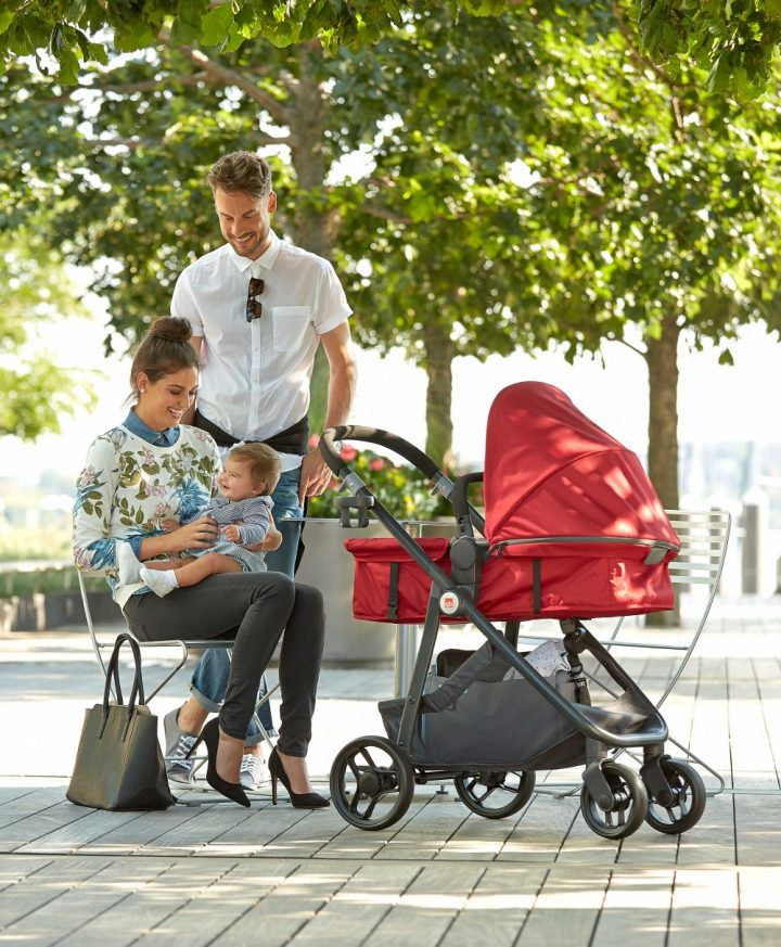 GB Lyfe travel system