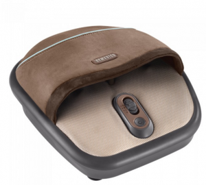 Air Compression + Shiatsu Foot Massager with Heat