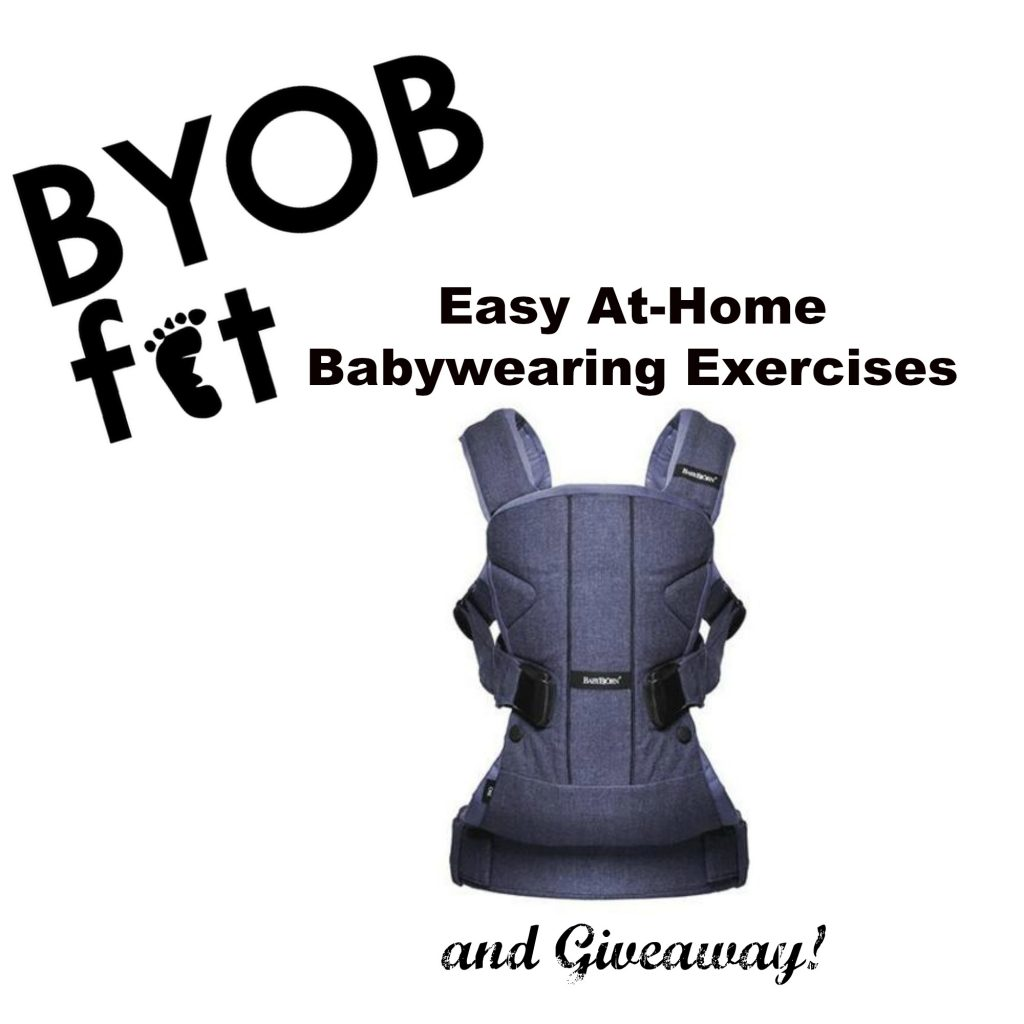 BYOB fit and BabyBjorn giveaway