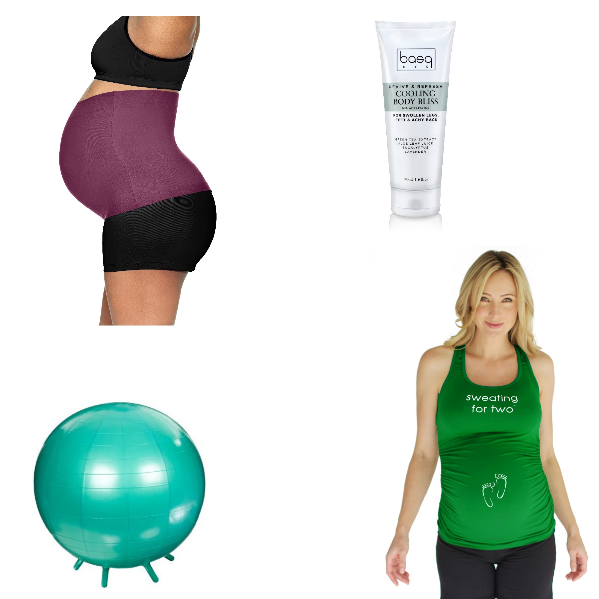 Pregnancy Fitness Must Haves