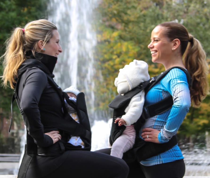 Missy and Anja of BYOBfit™
