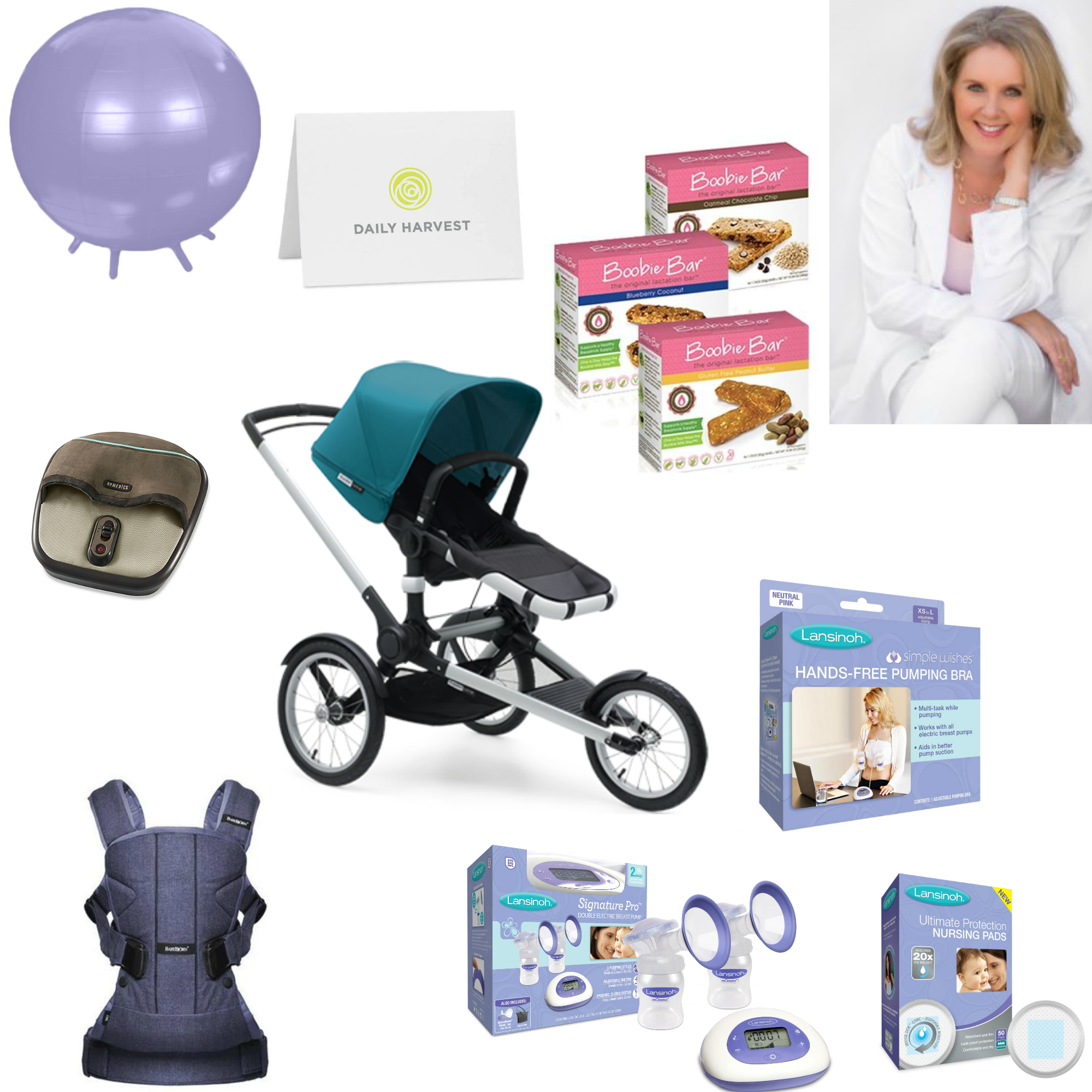 Ultimate Postpartum Wellness Giveaway