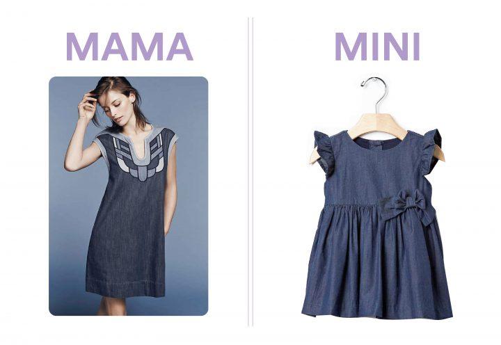 Mama and Mini