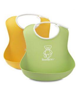BabyBjörn Soft Bib Set
