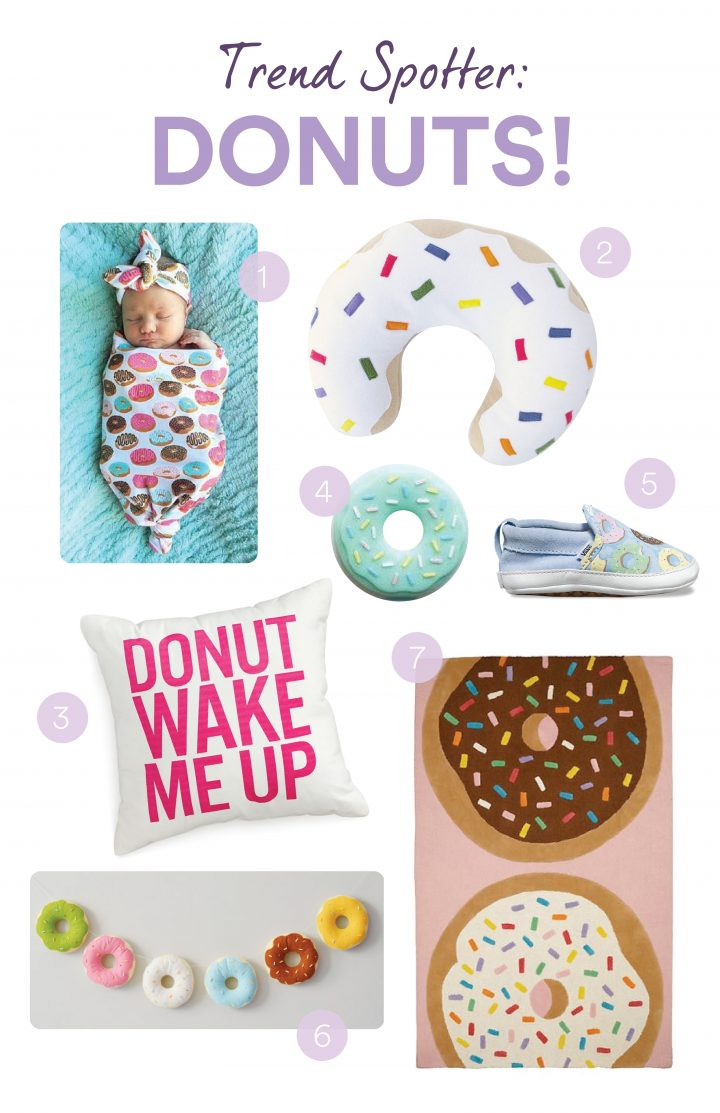 Trend Spotter: Donuts