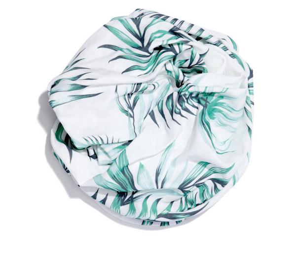 Palm Spring Blanket x Babies4Babies