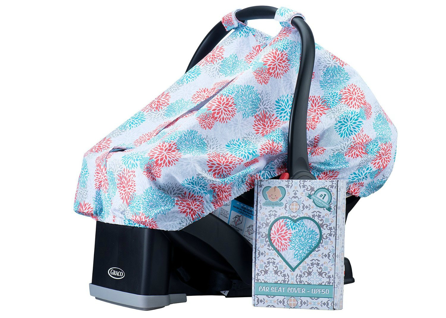 Car Seat Giveaway: Product Discovery: Baby Hearts UV Protective Car Seat