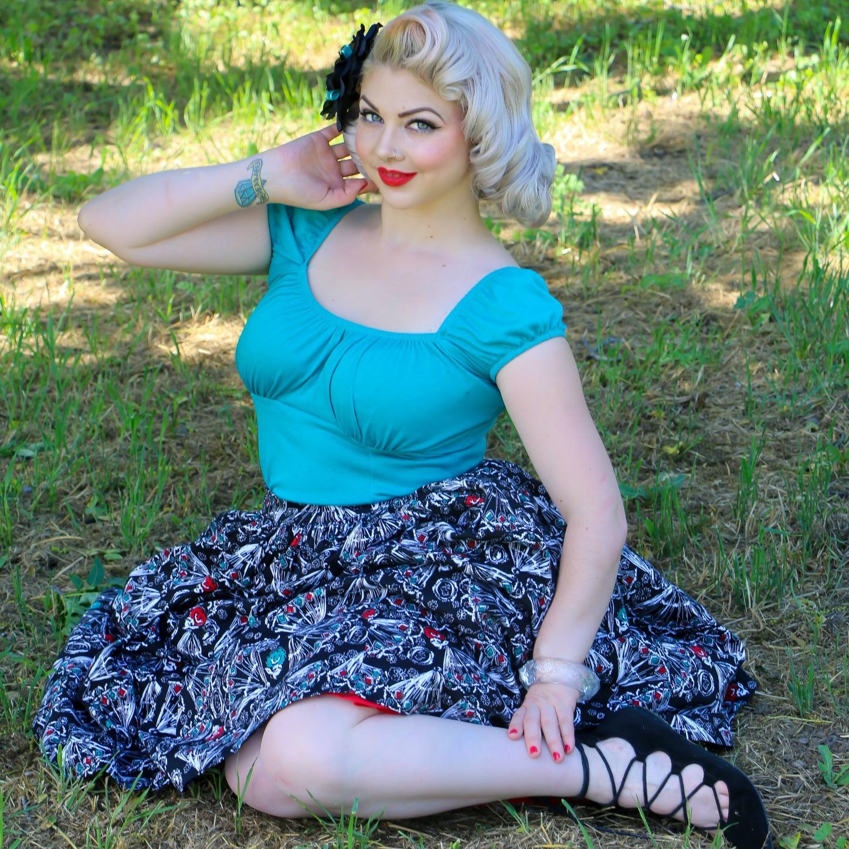 d5680b7ce0 Rockabilly Mama  Risky Rae - Gugu Guru Blog