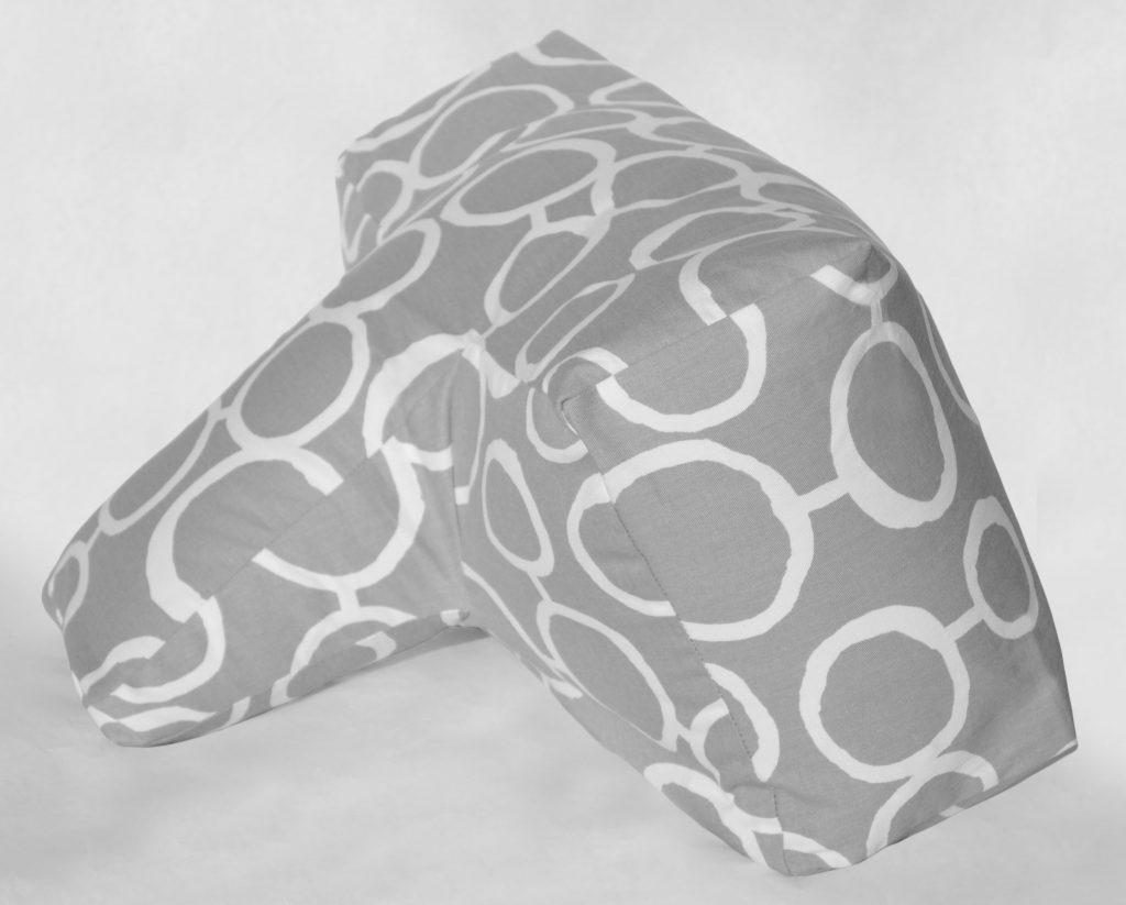 Shuga Bebe Couture Nursing Pillow in Babbling Brook