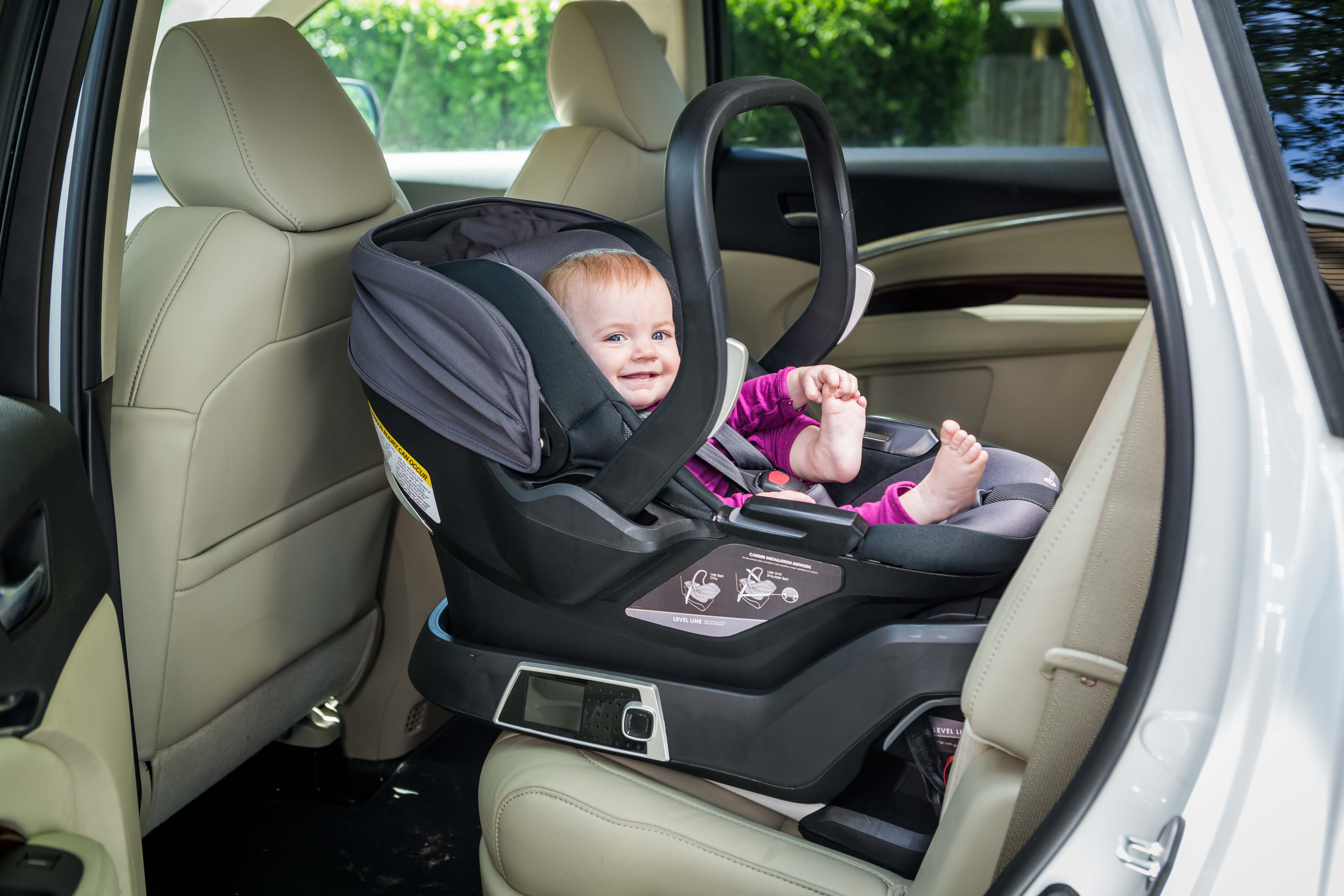 Car Seat Safety Tips (+ 4moms Self-Installing Car Seat giveaway ...