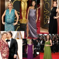 Vote on Your Favorite Oscars Maternity Style