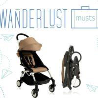 Wanderlust Must: BabyZen YOYO+