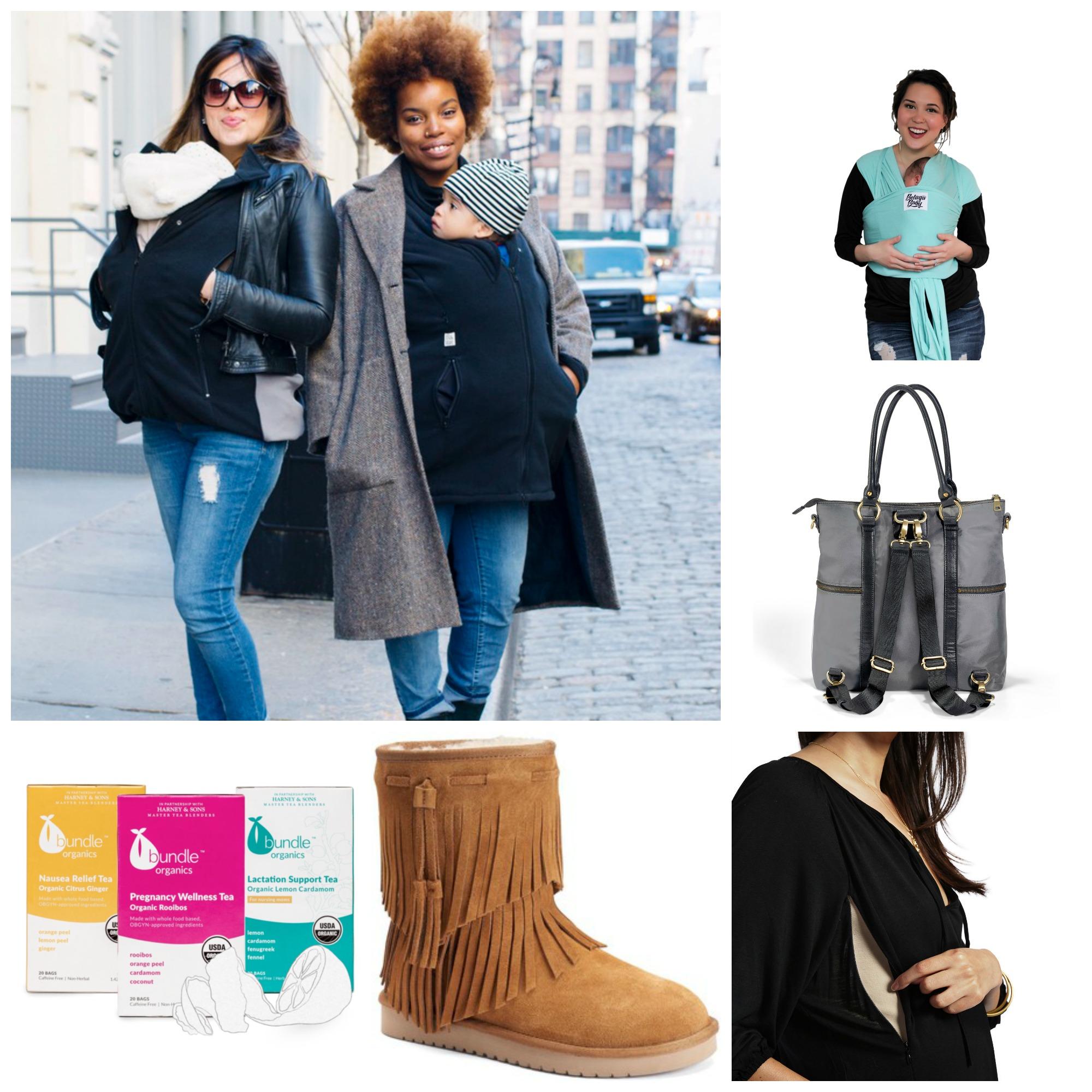 Cozy Mom Essentials (+ giveaway!)