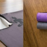 Yoga Mama: Introducing the OMie Mat + Towel