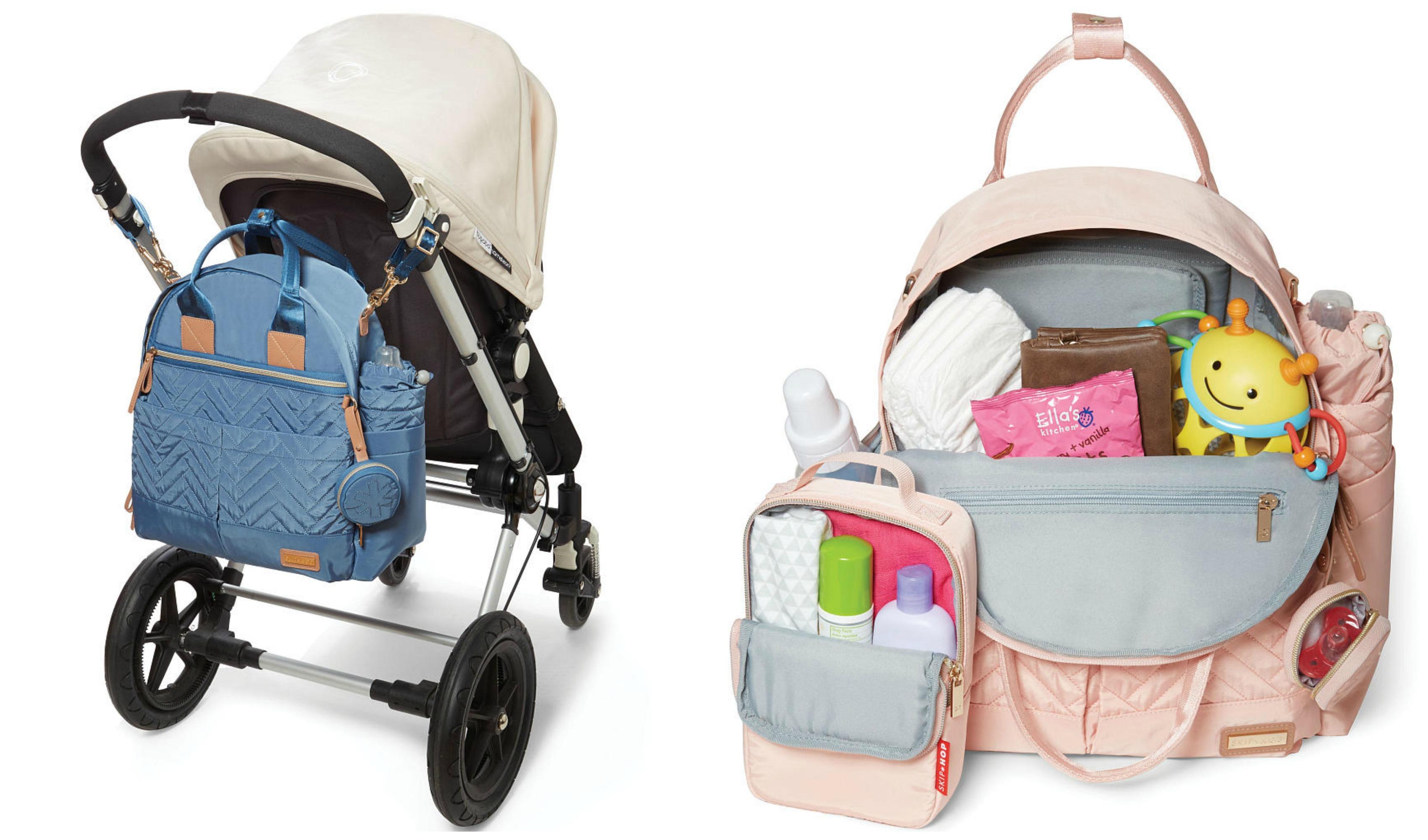 wanderlust must suite by skip hop 6 in 1 diaper backpack set gugu guru blog. Black Bedroom Furniture Sets. Home Design Ideas