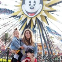 Extreme Mom Style: Disney Mom (+ Ju-Ju-Be B.F.F. Diaper Bag Giveaway!)