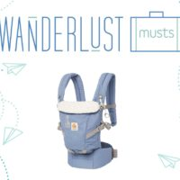 Wanderlust Must: Ergobaby Adapt Carrier