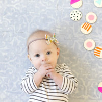 DIY Toddler Game + Little Nomad Mat Giveaway!