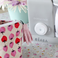 DIY Lunch Bag Tutorial + Beaba Babycook Giveaway!