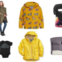 April Showers Style for Rainy Days
