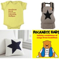 Broadway Baby: Hamilton Baby Registry