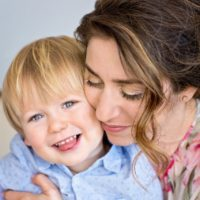 Mom Stories with Laura Novak Meyer, Founder of Little Nest Portraits