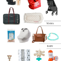The Ultimate Travel Registry for Flying With an Infant