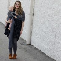 DIY Ring Sling Baby Carrier (+ Loyal Hana Giveaway!)