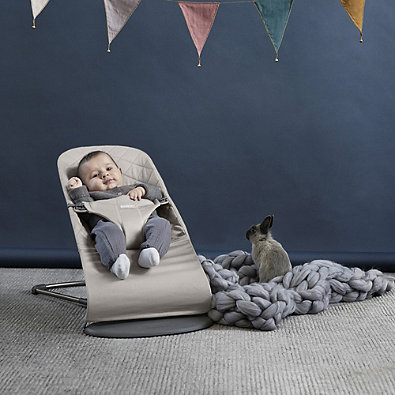 Minimalist Baby Registry BABYBJORN® Bouncer Bliss
