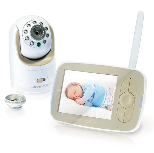 Minimalist Baby Registry Infant Optics DXR-8 Video Baby Monitor