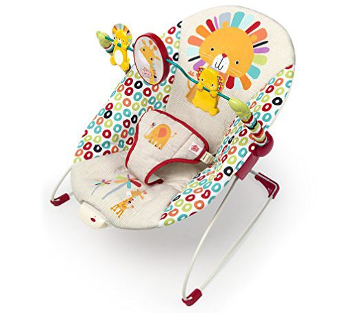 Best Budget Bouncer Bright Starts Playful Pinwheels Bouncer