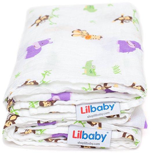 Best Budget Muslin Swaddle Blankets