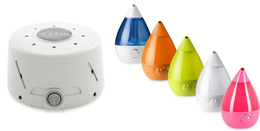 Minimalist Baby Registry Humidifier and Sound Machine