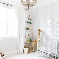 Gray Nursery Inspiration (+ giveaway!)