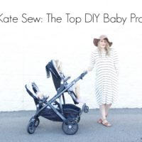 See Kate Sew: Our Favorite DIY Baby Projects