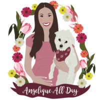 Angelique All Day: Maternity Workout Clothing