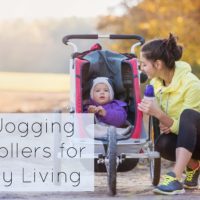 6 Jogging Strollers for City Living